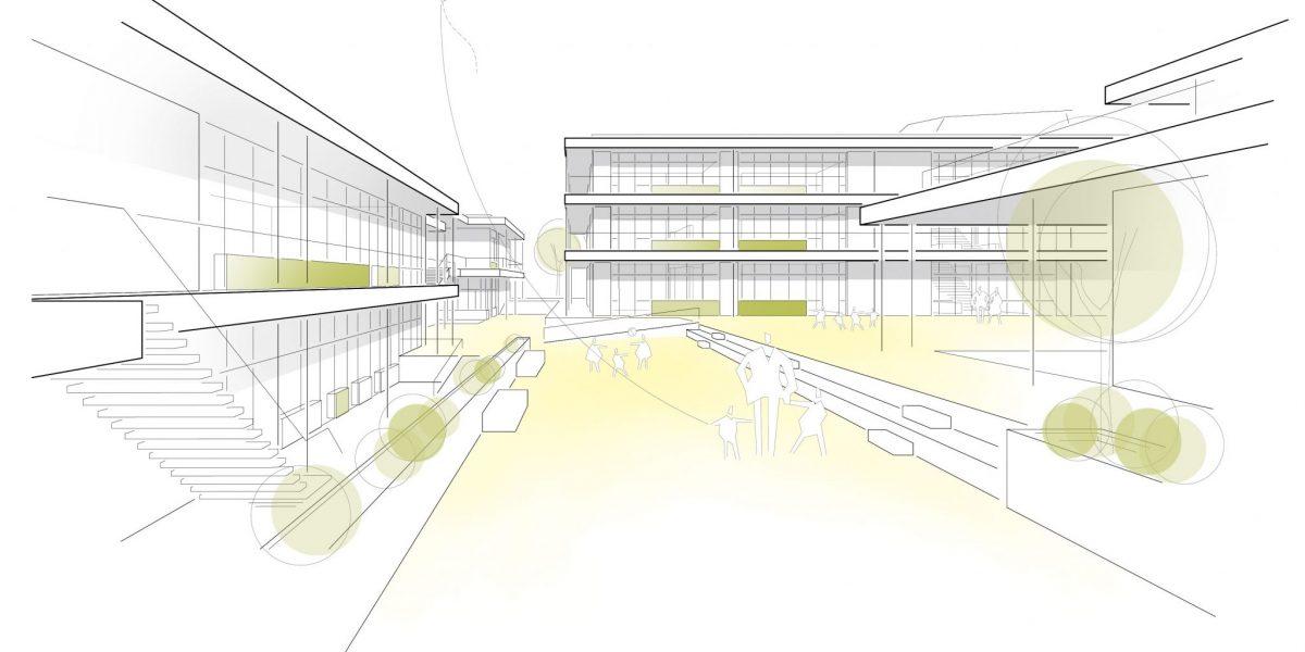Zentrale Grundschule | Ditzingen | Wettbewerb