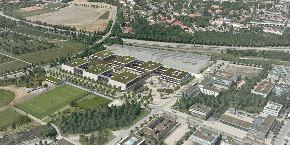 Bildungscampus Riem | LPH 6-9 | München