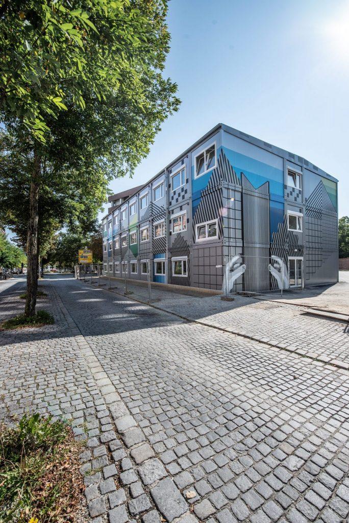Modulschule Ursulinen Landshut
