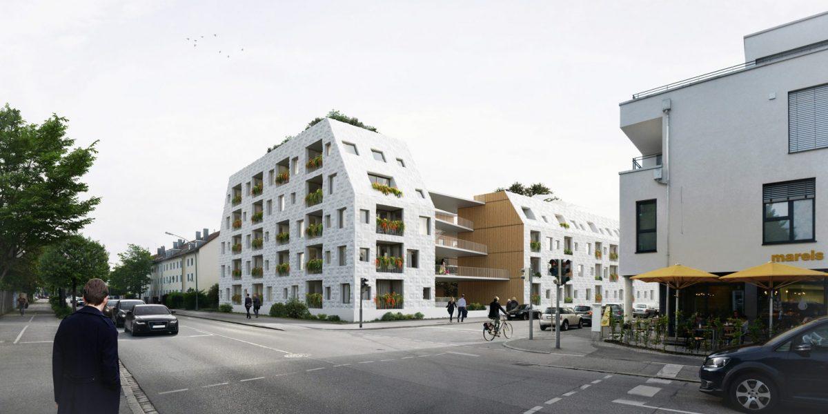 Bürgerblock Landshut | Wettbewerb