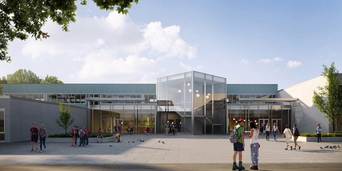 Sanierung Schulzentrum Eggenfelden