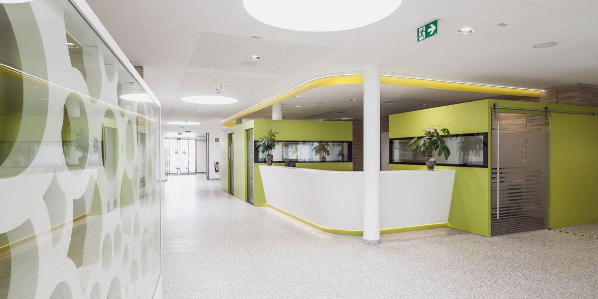 St. Josef Krankenhaus Regensburg | Neubau Notaufnahme
