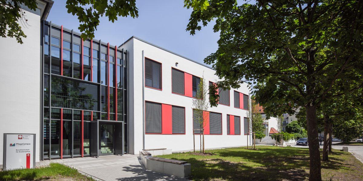 Neubau der Berufsfachschule St. Josef Krankenhaus | Regensburg