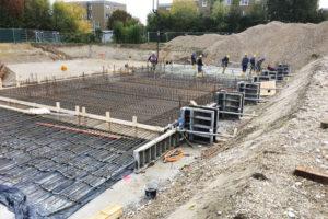 Baubeginn Wohnungsbau in Dingolfing