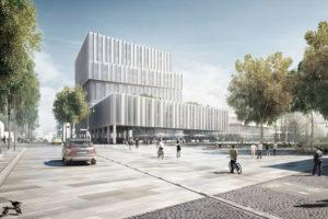 1. Preis für Städtebau- und Landschafts- Planungswettbewerb