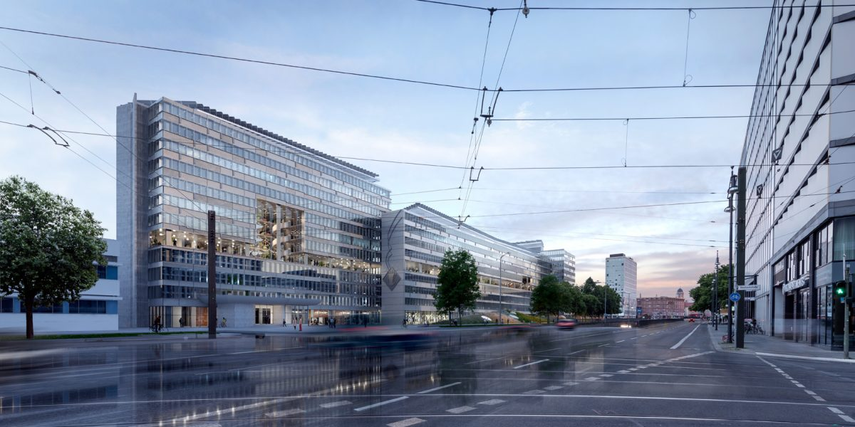 Haus der Statistik | Berlin | Wettbewerb