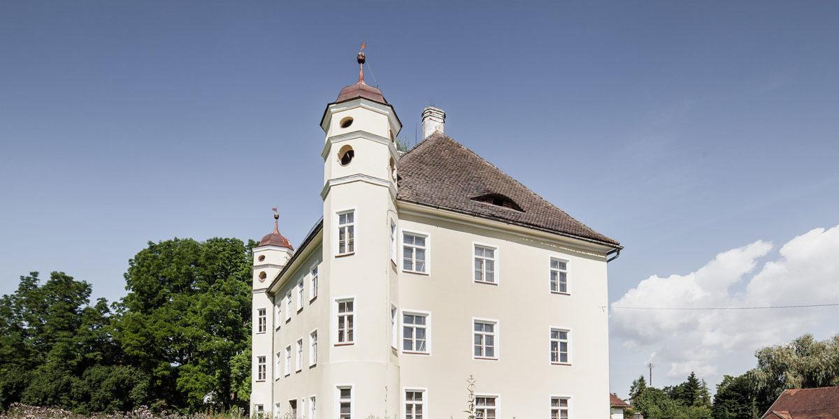 Umbau und Sanierung Schloss Deutenkofen