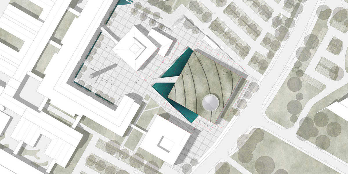 Neue Mensa | Hochschule Landshut | Wettbewerb