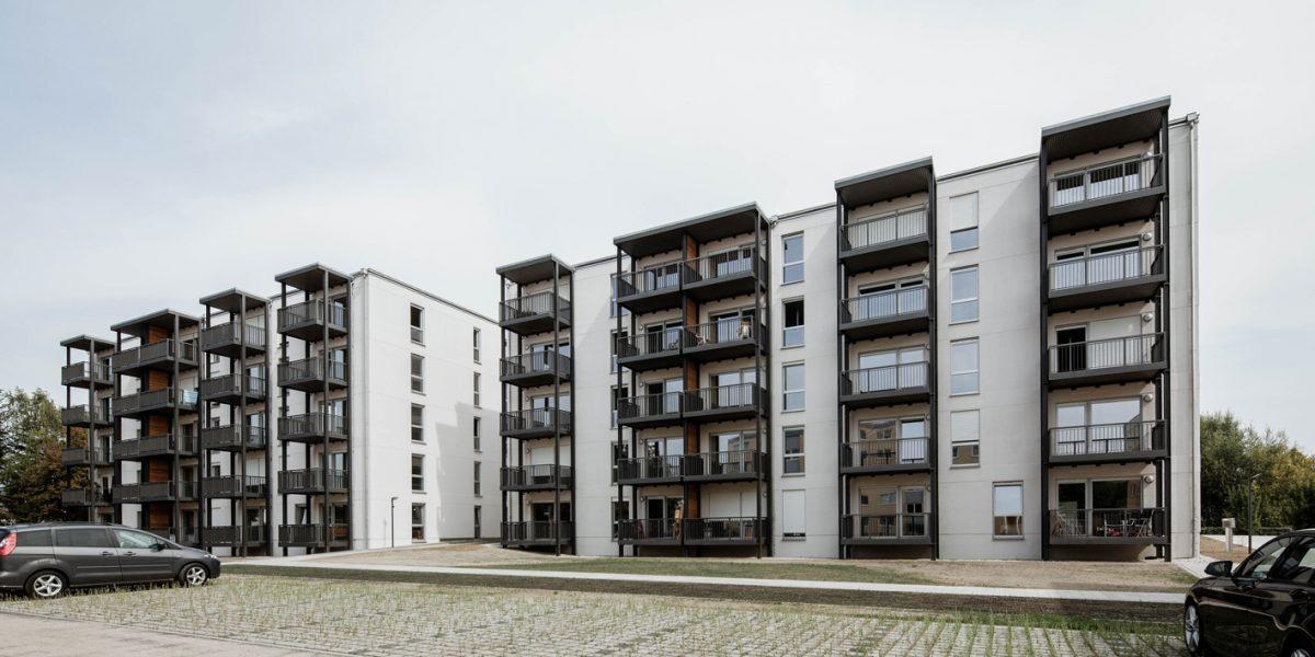 Neubau Wohnungsbau | Dingolfing
