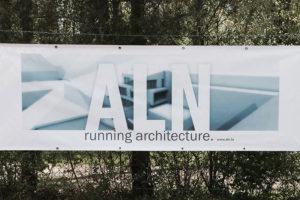 """ALN-Team """"running architects"""" bei """"Landshut läuft"""""""